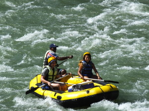 Rafting the Lower Navua